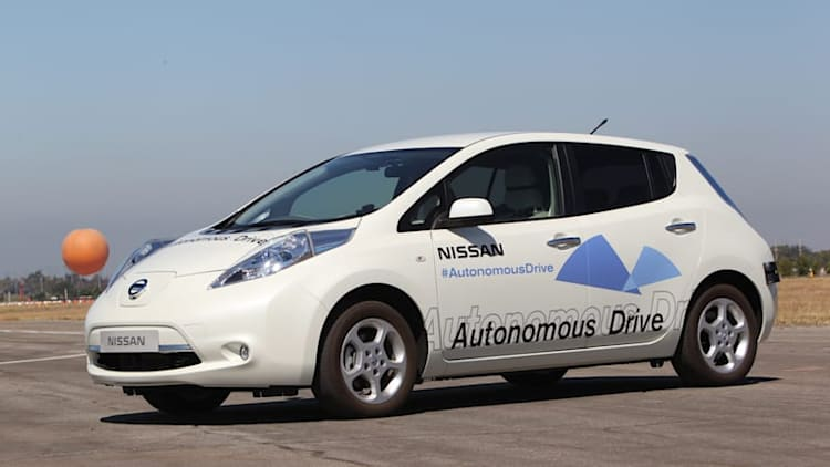 Ghosn shares 'truth about Autonomous Drive cars'