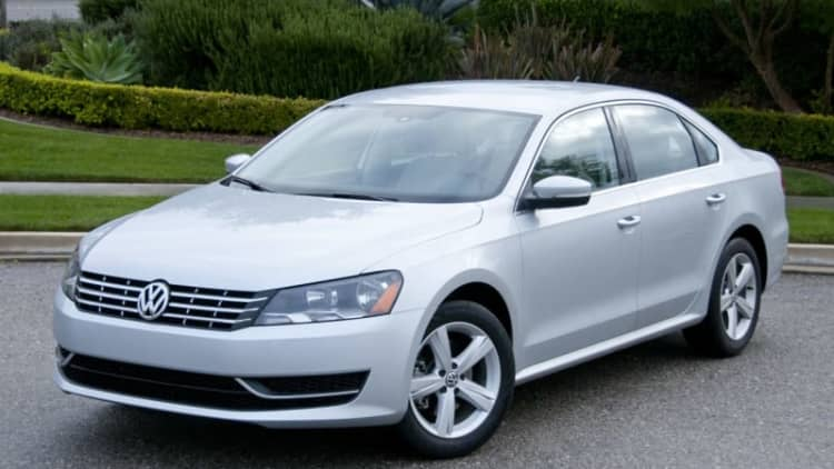 Volkswagen recalls Passat TDI for wire sealing problem