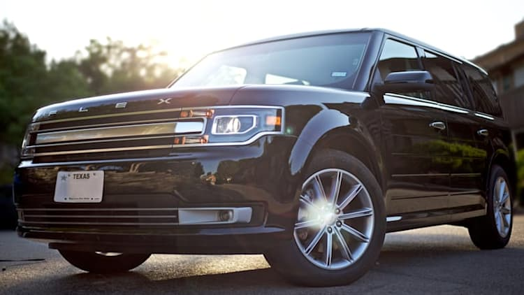 2016 Ford Flex Limited in-depth rental review