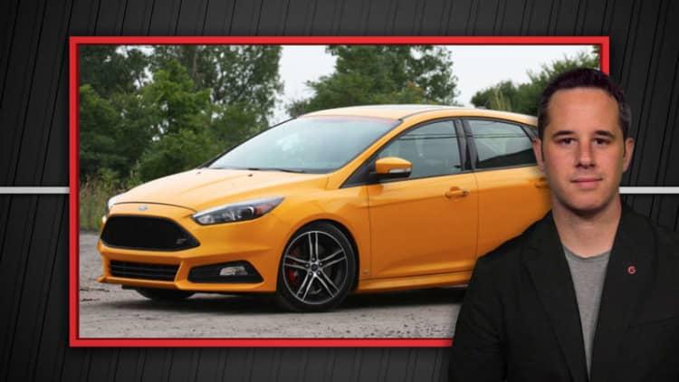 Autoblog Minute: Focus ST Tuner, Traffic Deaths, Audi EV SUV