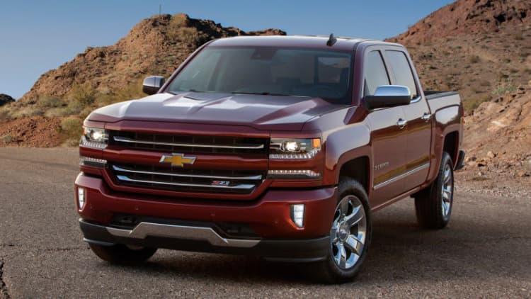 Surprise! GM putting aluminum in next-gen pickups