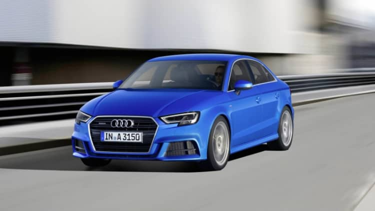 Audi A3 diesel fails independent emissions test in Europe