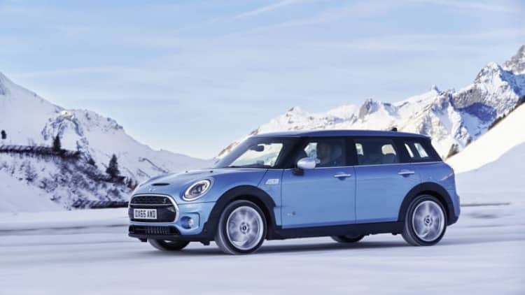 Mini Clubman to get the 'Works,' four-door Hardtop not so much