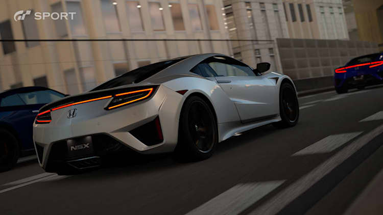 The latest Gran Turismo Sport trailer shows amazing night and day lighting