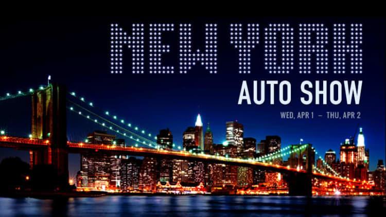 2015 New York Auto Show: Day 1 recap