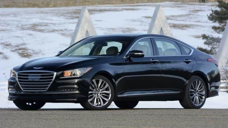 Hyundai considering upscale Genesis-based crossover
