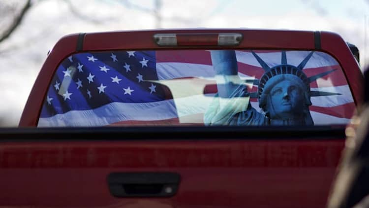 How American is that new car or truck?