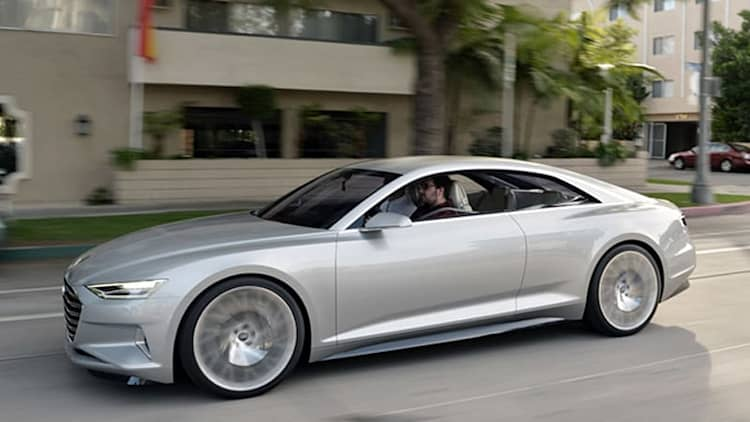 Audi Prologue Concept [w/videos]