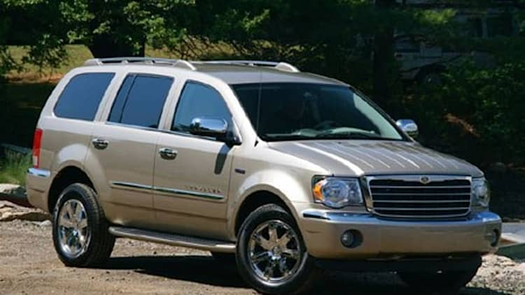 ABG First Drive: 2009 Chrysler Aspen/Dodge Durango 2-Mode hybrids