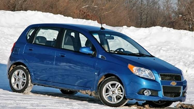 In the AutoblogGreen Garage: 2009 Chevy Aveo 5
