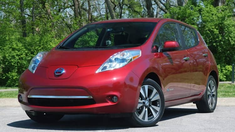 2013 Nissan Leaf [w/video]