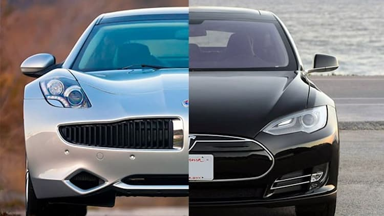 What $20 million means to both Tesla and Fisker