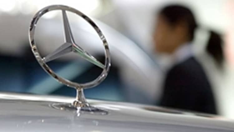 Wiper woes: Mercedes-Benz recalls 130,000 vehicles in Germany