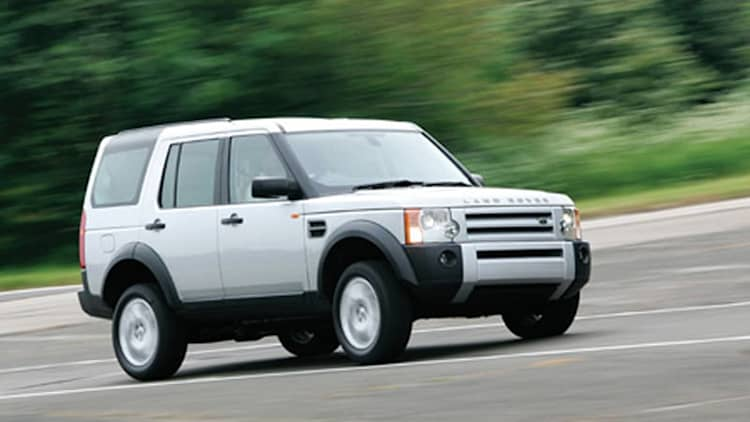 Loud Land Rovers land company in class-action lawsuit