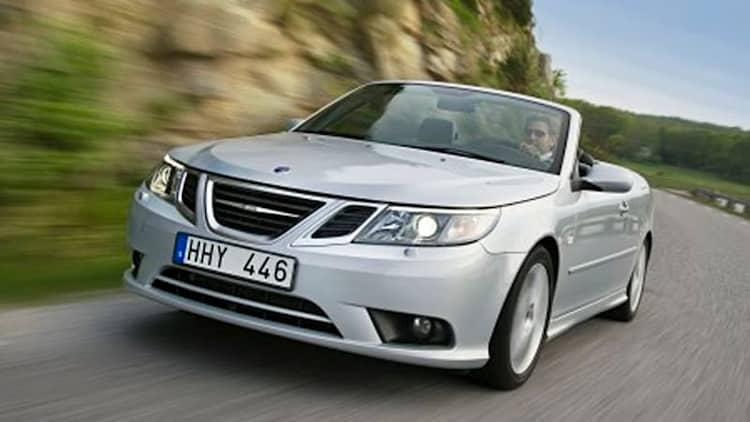 Autocar drives the new Saab 9-3