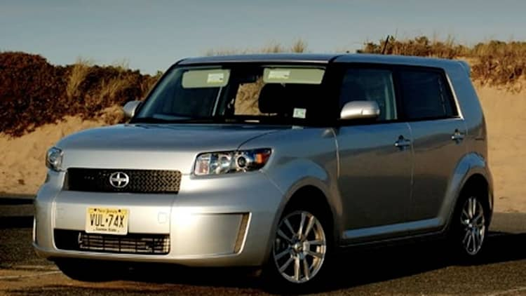 Review: 2008 Scion xB