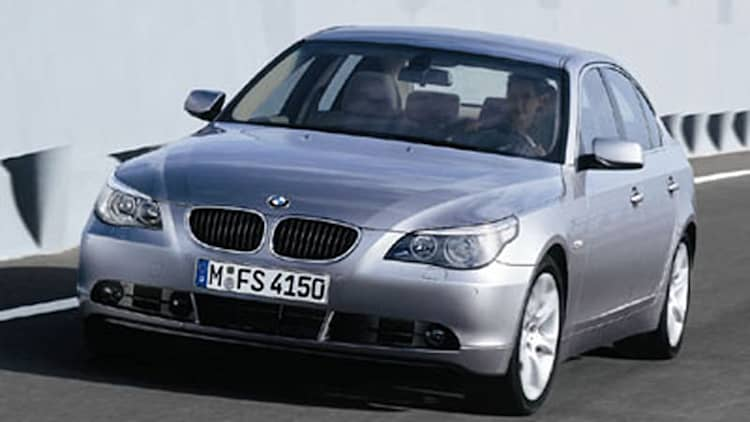BMW recalling 5 and 6-series, X5s due to stalling