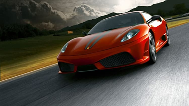 Ferrari to help save the world by lowering CO2 emissions
