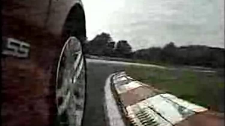 VIDEO: 2008 Chevy Cobalt SS Turbo runs the ring