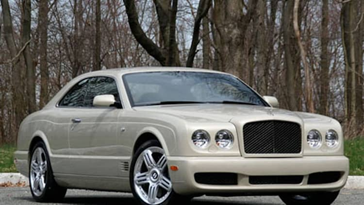Very First Drive: 2009 Bentley Brooklands