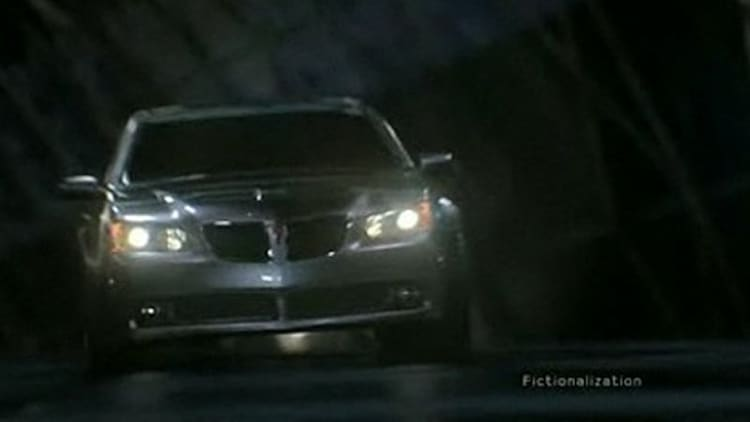 VIDEO: Another Pontiac G8 ad that goes after our childhood