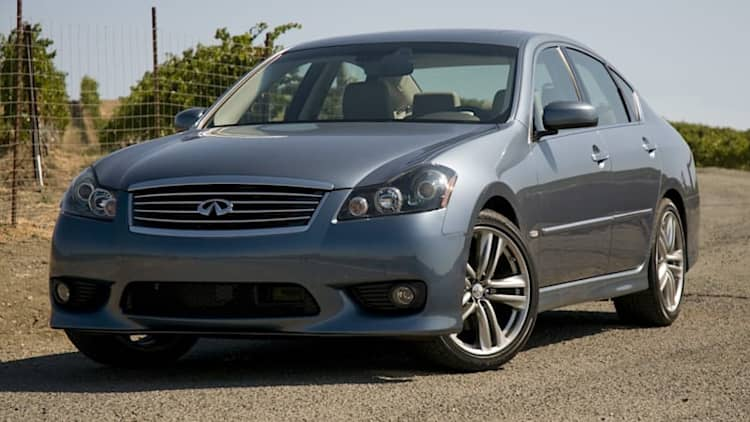 Driven: Infiniti gives M35 more firepower for 2009