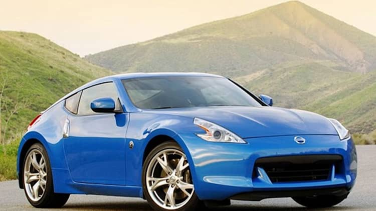 Review: 2009 Nissan 370Z