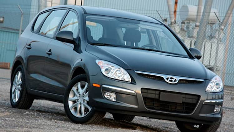 Review: 2009 Hyundai Elantra Touring