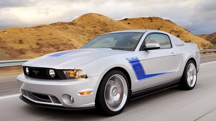 Review: 2010 Roush 427R raises bar for Mustang tuners