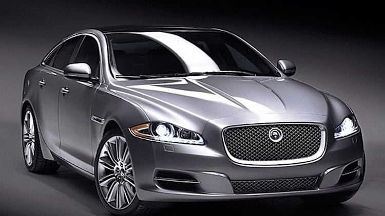 2010 Jaguar XJ: We get hands-on with Coventry's new big cat