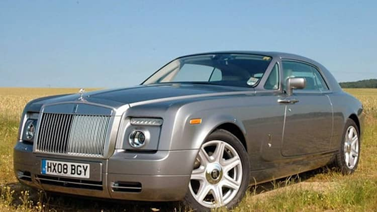 First Drive: Rolls-Royce Phantom Coupe