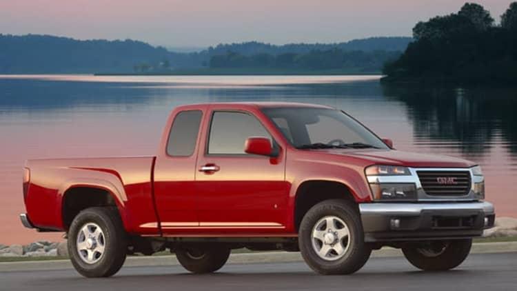 GM, Isuzu recalling 185,000+ small pickups over faulty brakelights