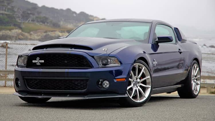 First Drive: 2010 Shelby Super Snake as good as a Ford Mustang gets