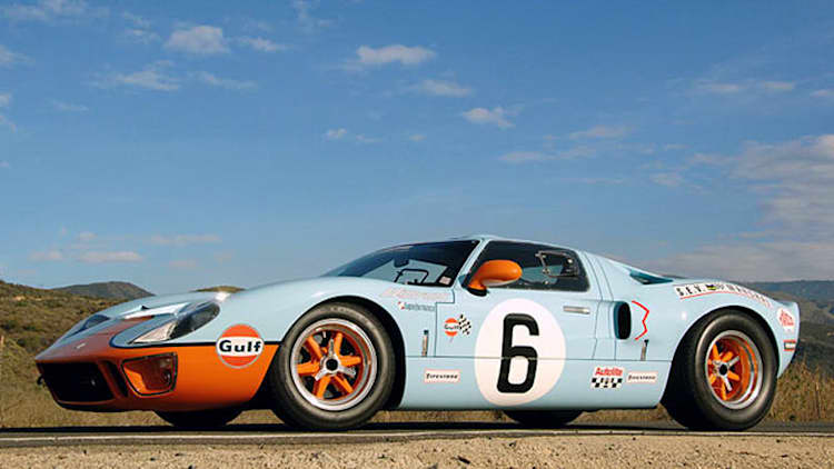 Quick Spin: Superformance GT40 MkI is vehicular sashimi, raw and delicious