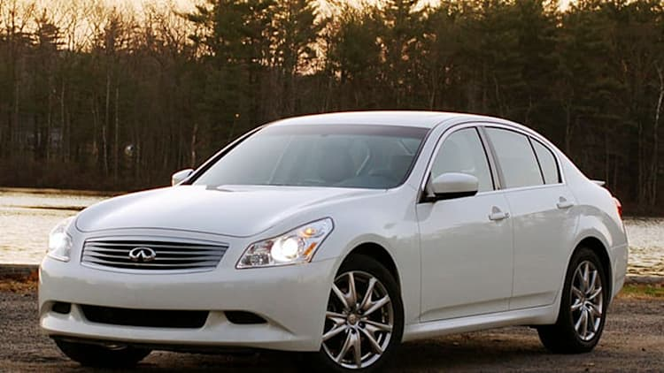 Review: 2009 Infiniti G37X Sport makes no excuses