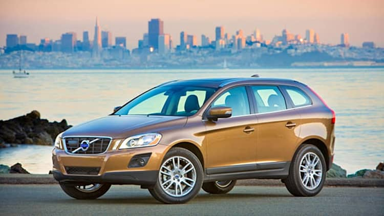 Volvo recalls over 140K 2001-2005 and 2010 MY vehicles over fuel system issues