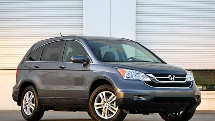 ­­Review: 2010 Honda CR-V defends the CUV crown