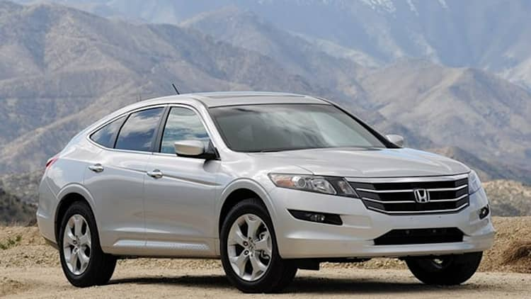 Review: 2010 Honda Accord Crosstour hatches a new niche