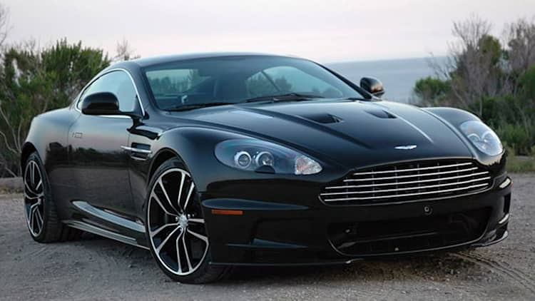 Review: Aston Martin DBS Carbon Black devours suns, spits them out