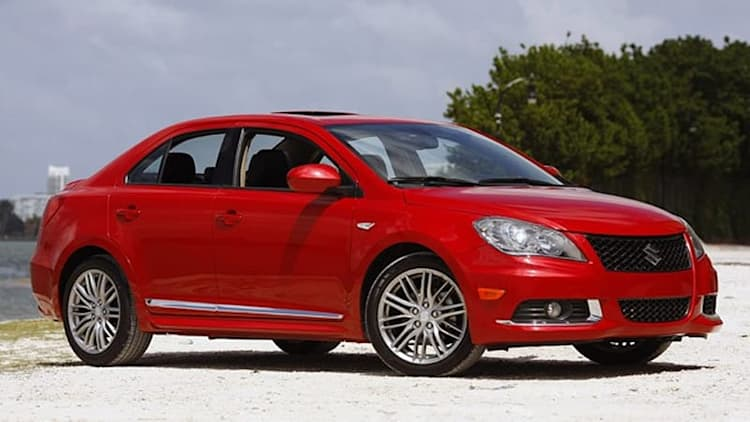 First Drive: 2010 Suzuki Kizashi Sport improves upon original recipe