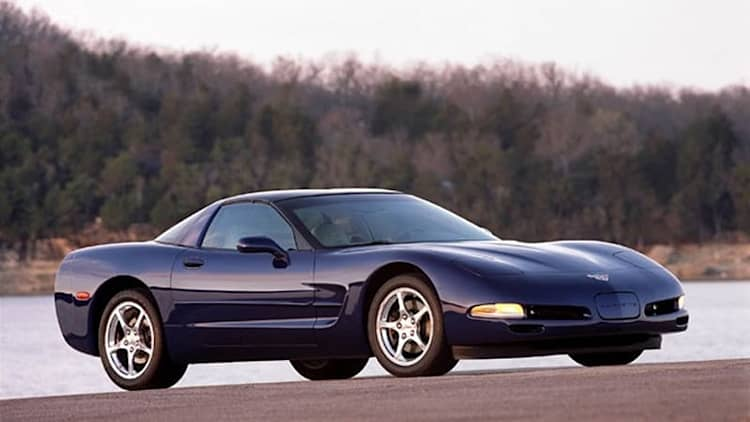NHTSA reportedly investigating C5 Corvette over leaky fuel tanks