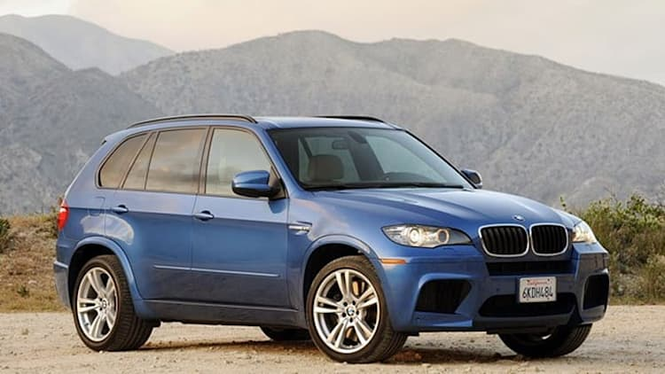Review: 2010 BMW X5 M is illogically sound