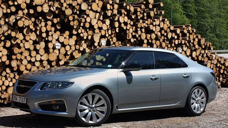 First Drive: 2010 Saab 9-5 proves being born from chaos builds character