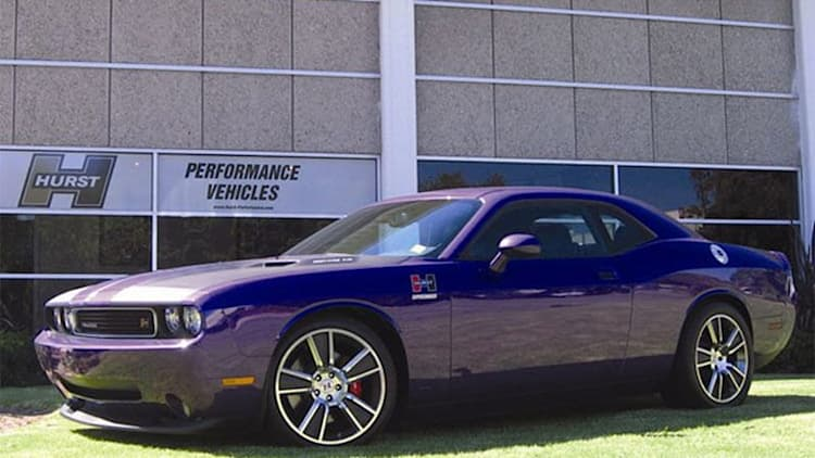 Hurst to offer custom personalization for modern muscle cars