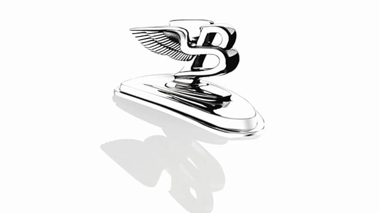 Say It Ain't So: Bentley issues recall over retractable hood ornament rust