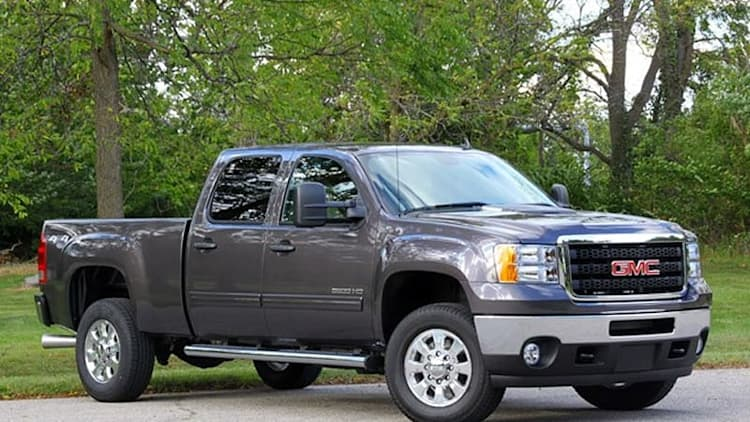 Review: 2011 GMC Sierra 3500HD SLE