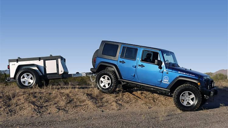 Review: Jeep Extreme Trail Edition Camper