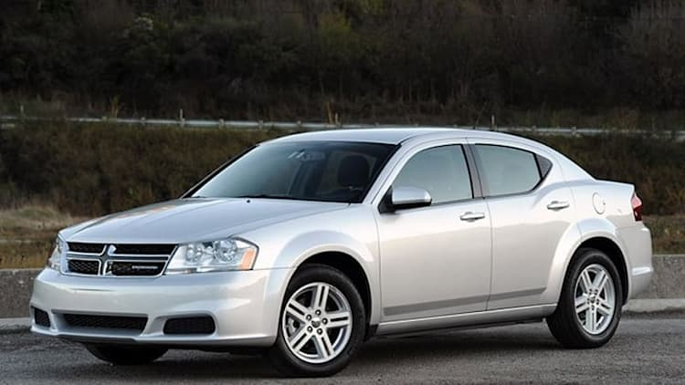Quick Spin: 2011 Dodge Avenger