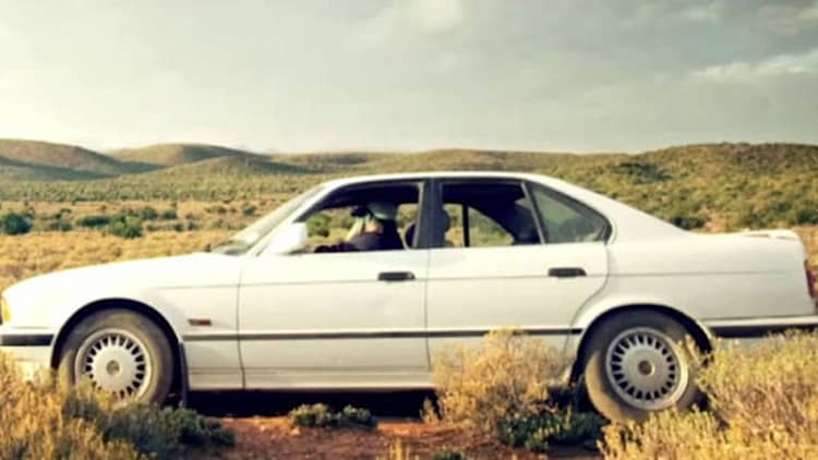 Video: BMW - The Ultimate Meerkat Stalking Machine?