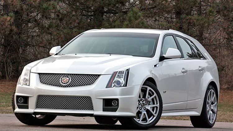 Review: 2011 Cadillac CTS-V Sport Wagon